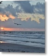 Galveston Tx 345 Metal Print