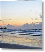 Galveston Tx 346 Metal Print