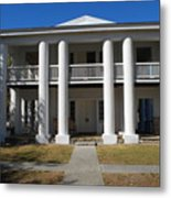 Gamble Mansion Parrish Florida Metal Print