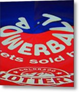 Gambling For The Government-america The Addicted Series Metal Print