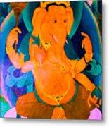 Ganapati 4 Metal Print