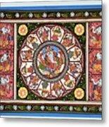 Ganesha 3 Metal Print