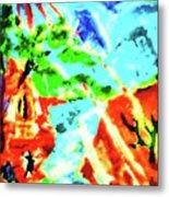 Gangotree Metal Print