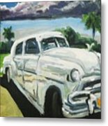 Gangsters On Vacation  Metal Print