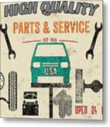 Garage Special-jp3483 Metal Print