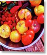 Garden Abundance 2 Metal Print