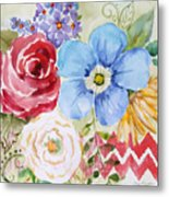 Garden Beauty-jp2958b Metal Print