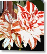 Garden Beauty Work Number 30 Metal Print