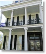 Garden District 11 Metal Print