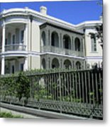 Garden District 41 Metal Print