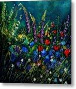 Garden Flowers 56 Metal Print