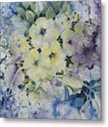 Garden-flowers Metal Print
