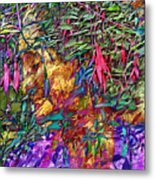 Garden Of Forgiveness Metal Print