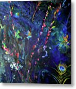 Garden Of The Deep Metal Print
