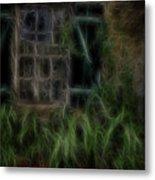 Garden Window 2 Metal Print