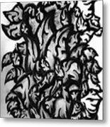 Gardena 2 Metal Print