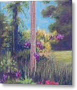 Gardener's Dream Metal Print