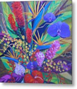 Gardner Tropicals Metal Print