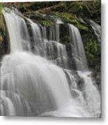 Garwin Falls Upper Cascade Metal Print
