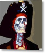 Gasparilla Work Number 5 Metal Print by David Lee Thompson
