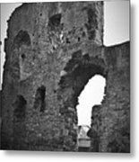 Gatehouse At Nenagh Castle Ireland Metal Print