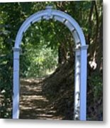 Gateway To Heaven Metal Print