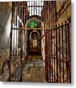 Gateway To Hell Metal Print