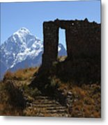 Gateway To The Gods 2 Metal Print by James Brunker