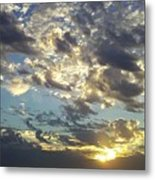 Gather-round Metal Print by Tracy Evans