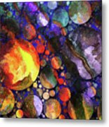 Gathering Of The Planets Metal Print