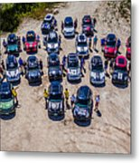 Gathering Of The R60s Metal Print