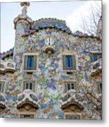 Gaudi Architecture  Metal Print