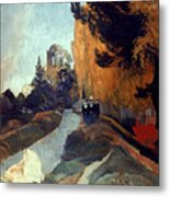 Gauguin: Alyscamps, 1888 Metal Print