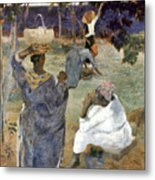 Gauguin: Martinique, 1887 Metal Print