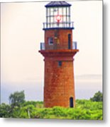 Gay Head Lighthouse Metal Print