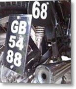 Gb 54 88 Metal Print