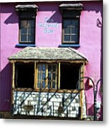Gearagh Pub In Macroom Ireland Metal Print