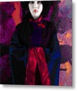 Geisha 5 - Geisha Series Metal Print