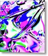 Gel Art#18 Metal Print