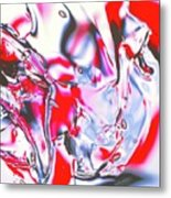 Gel Art #21 Metal Print