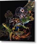 Gems And Jewels Metal Print