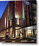 Gems Of Lincoln Center 2 Metal Print