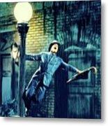 Gene Kelly, Singing In The Rain Metal Print