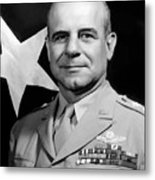 General Doolittle Metal Print by War Is Hell Store