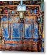 General Electric Metal Print