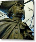 General George Washington Metal Print