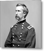 General Joshua Lawrence Chamberlain Metal Print by War Is Hell Store