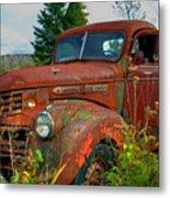 General Motors Truck Metal Print
