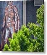 General Nathanael Greene Mural Metal Print