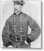 General Sheridan Civil War Portrait Metal Print